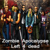 Zombie Apocalypse: Left 4… Free Online Flash Game