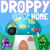 Droppy Goes Home Free Online Flash Game