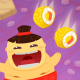 Sumo Sushi Puzzle Free Online Flash Game