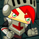 The Cursed Knight Free Online Flash Game