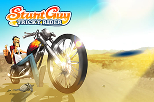 Tricky Rider Free Online Flash Game